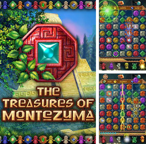 In addition to the game Undead Soccer for iPhone, iPad or iPod, you can also download The treasures of Montezuma for free.