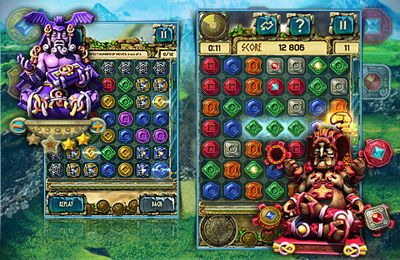 Скачать The Treasures of Montezuma 3 на iPhone бесплатно