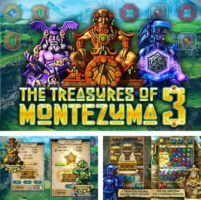 In addition to the game Ninja up! for iPhone, iPad or iPod, you can also download The Treasures of Montezuma 3 for free.