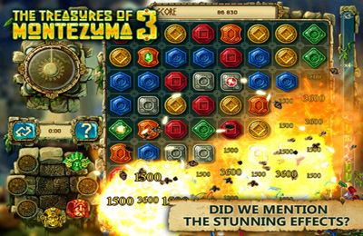Скачать The Treasures of Montezuma 3 HD на iPhone бесплатно