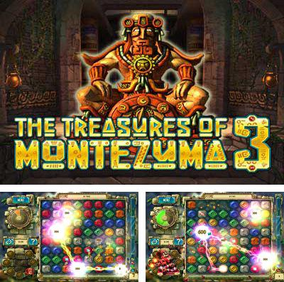 In addition to the game Future war: Reborn for iPhone, iPad or iPod, you can also download The Treasures of Montezuma 3 HD for free.
