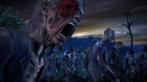 Kostenloser Download von The walking dead: A new frontier für iPhone, iPad und iPod.