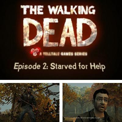 In addition to the game Edge of Twilight – HORIZON for iPhone, iPad or iPod, you can also download The Walking Dead. Episode 2 for free.