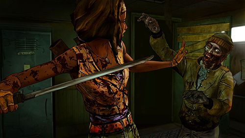 Kostenloses iPhone-Game The Walking Dead: Michonne herunterladen.