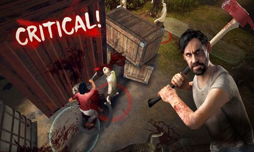 Free The walking dead: No man's land download for iPhone, iPad and iPod.