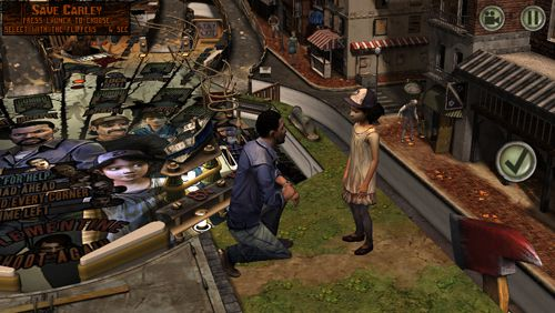 Kostenloses iPhone-Game The Walking Dead: Pinball herunterladen.