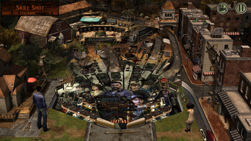 Descarga gratuita de The walking dead: Pinball para iPhone, iPad y iPod.