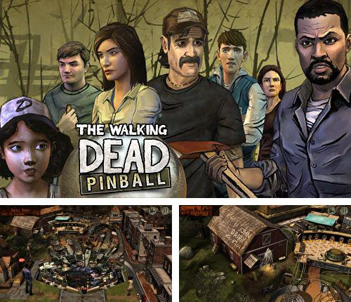 Kostenloses iPhone-Game The Walking Dead: Pinball See herunterladen.