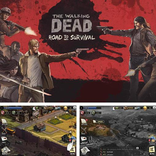 En plus du jeu Le Chemin Mamelonné pour iPhone, iPad ou iPod, vous pouvez aussi télécharger gratuitement Morts marchants: Chemin à la survie, The walking dead: Road to survival.