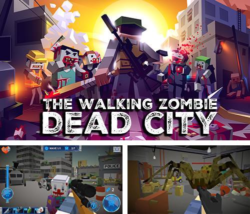 In addition to the game Gunslugs 2 for iPhone, iPad or iPod, you can also download The walking zombie: Dead city for free.