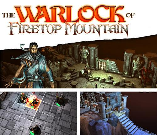 In addition to the game Despicable Me: Minion Mania for iPhone, iPad or iPod, you can also download The warlock of Firetop mountain for free.