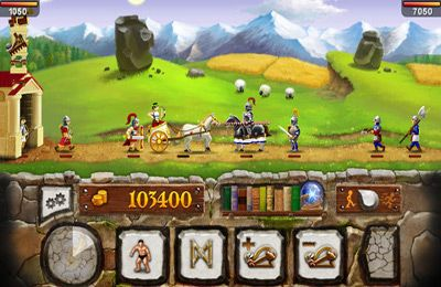 Игра The Wars II Evolution для iPhone