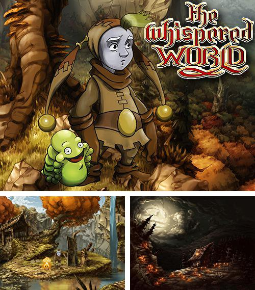 In addition to the game I am a brave knight for iPhone, iPad or iPod, you can also download The whispered world for free.