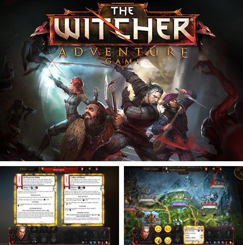 In addition to the game Angry birds: Transformers for iPhone, iPad or iPod, you can also download The witcher: Adventure game for free.