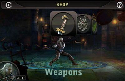 Descarga gratuita de The Witcher: Versus para iPhone, iPad y iPod.