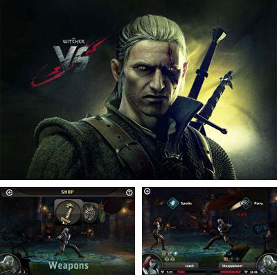 In addition to the game Doodle battle city for iPhone, iPad or iPod, you can also download The Witcher: Versus for free.