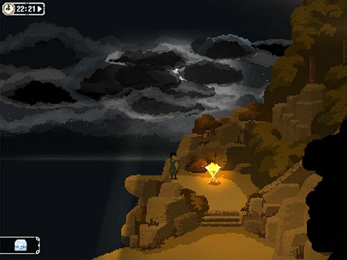 Screenshots of the The witch's isle game for iPhone, iPad or iPod.