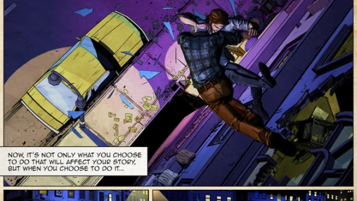 Descarga gratuita de The Wolf Among Us para iPhone, iPad y iPod.
