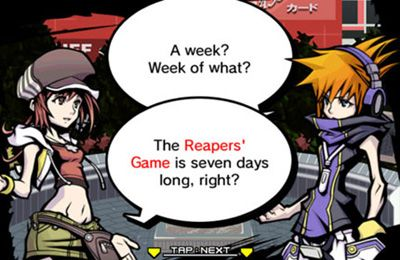 Download The World Ends with You: Solo Remix iPhone free game.