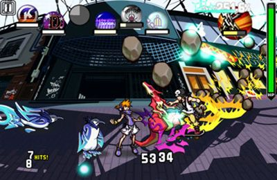 Free The World Ends with You: Solo Remix download for iPhone, iPad and iPod.