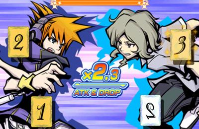 Screenshots of the The World Ends with You: Solo Remix game for iPhone, iPad or iPod.