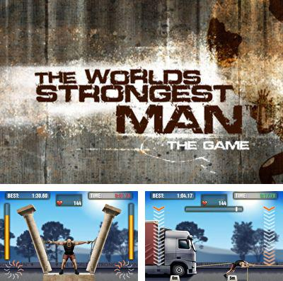 In addition to the game Fantasy Conflict for iPhone, iPad or iPod, you can also download The World's Strongest Man for free.