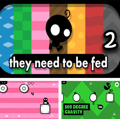 In addition to the game Beyond Ynth for iPhone, iPad or iPod, you can also download They Need To Be Fed 2 for free.