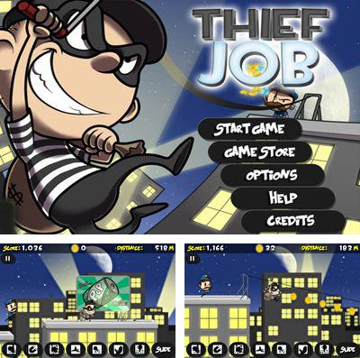 In addition to the game Don't die in dungeons for iPhone, iPad or iPod, you can also download Thief Job for free.
