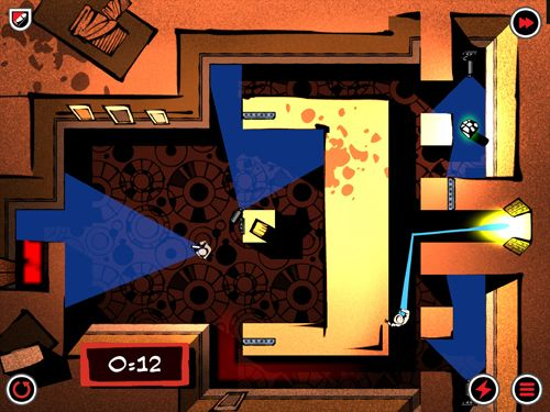 Capturas de pantalla del juego Third eye: Crime para iPhone, iPad o iPod.