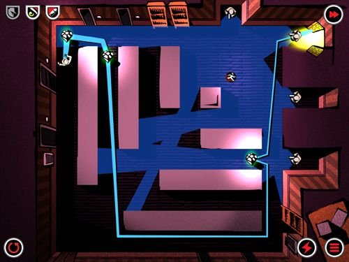 Screenshots of the Third eye: Crime game for iPhone, iPad or iPod.