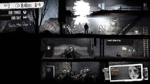 下载免费 iPhone、iPad 和 iPod 版This war of mine。