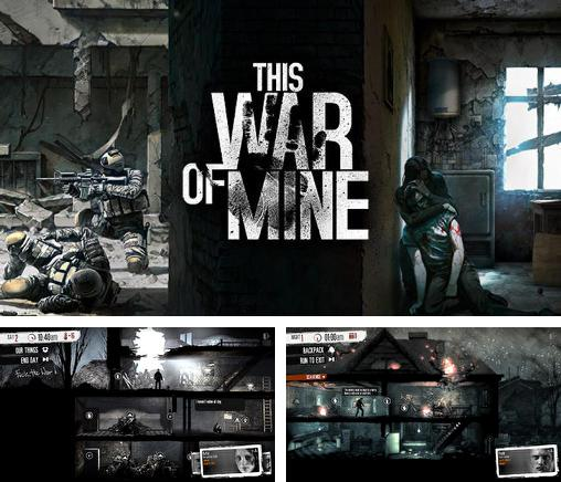 In addition to the game Saturday Morning RPG Deluxe for iPhone, iPad or iPod, you can also download This war of mine for free.