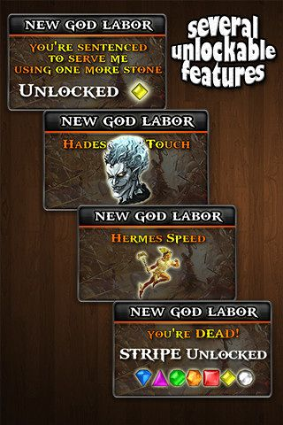 Descarga gratuita de Thor jewels para iPhone, iPad y iPod.