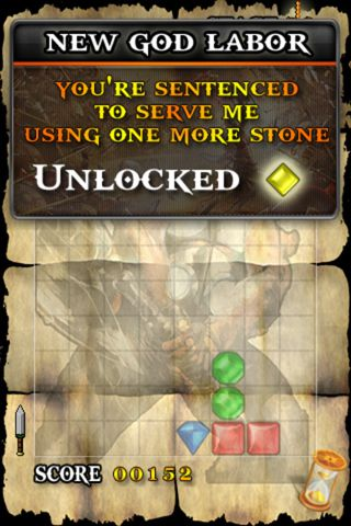 Capturas de pantalla del juego Thor jewels para iPhone, iPad o iPod.