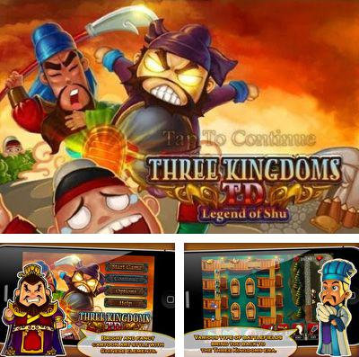 Скачать Three Kingdoms TD – Legend of Shu на iPhone бесплатно