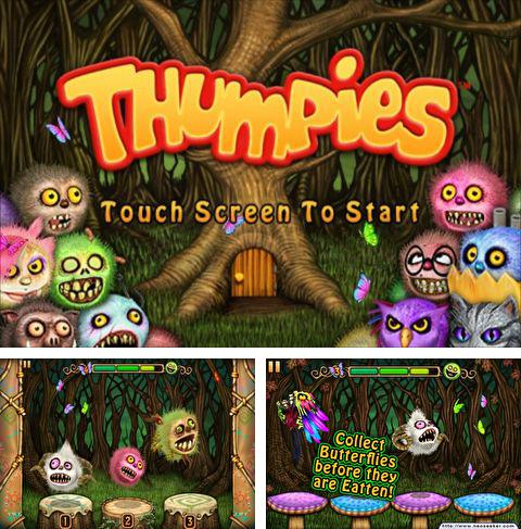 In addition to the game Dark Arcana: The Carnival for iPhone, iPad or iPod, you can also download Thumpies for free.