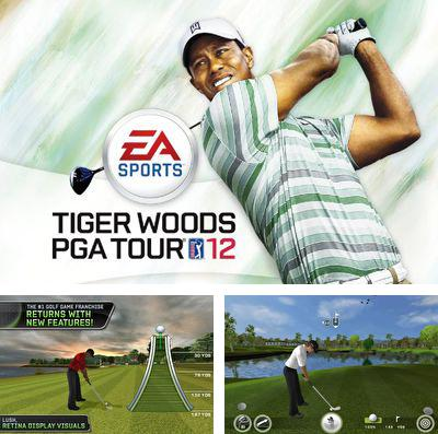 Kostenloses iPhone-Game Tiger Woods: PGA Turnier 12 See herunterladen.