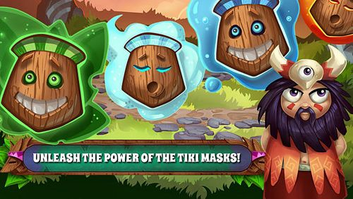 Download Tiki defense iPhone free game.
