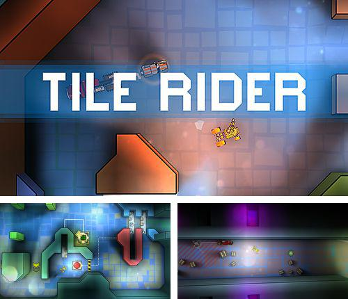 Download Tile rider iPhone free game.