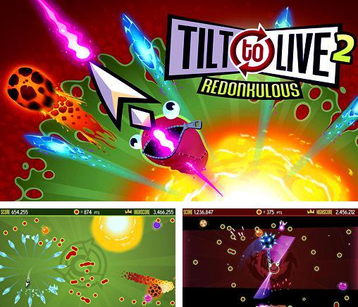 In addition to the game Scuba dupa for iPhone, iPad or iPod, you can also download Tilt to live 2: Redonkulous for free.