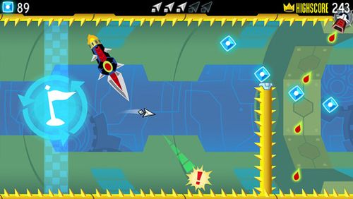 Download Tilt to live: Gauntlet's revenge iPhone free game.