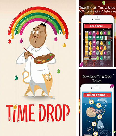In addition to the game Northern Tale for iPhone, iPad or iPod, you can also download Time Drop for free.