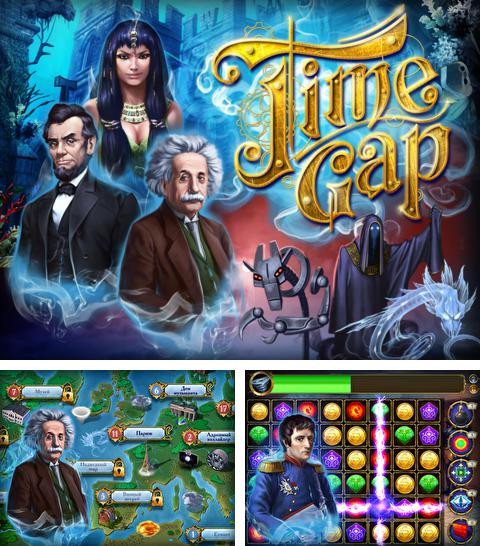 In addition to the game Bow hunter 2015 for iPhone, iPad or iPod, you can also download Time Gap for free.