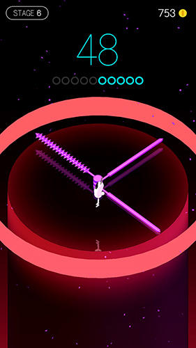 Capturas de pantalla del juego Time jump para iPhone, iPad o iPod.