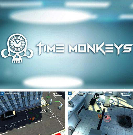 In addition to the game Amok for iPhone, iPad or iPod, you can also download Time monkeys for free.