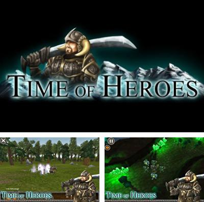 In addition to the game Plague: The black death. Renaissance strategy game for iPhone, iPad or iPod, you can also download Time of Heroes for free.