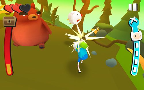 Скачать Time tangle: Adventure time на iPhone бесплатно