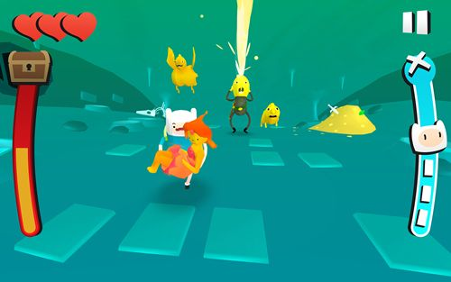 Скачать игру Time tangle: Adventure time для iPad.