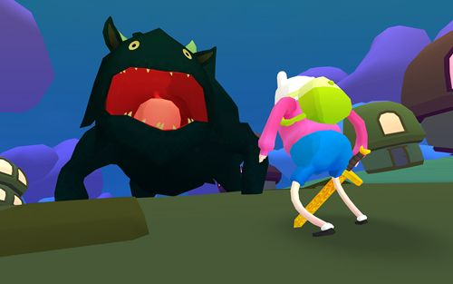 Capturas de pantalla del juego Time tangle: Adventure time para iPhone, iPad o iPod.