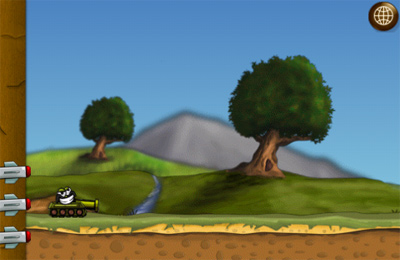 Screenshots vom Spiel Timmy – feat. The Insulting Monkey für iPhone, iPad oder iPod.